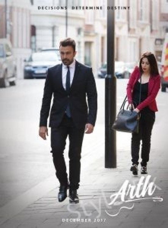 First Look Posters Of Arth Remake Are Out