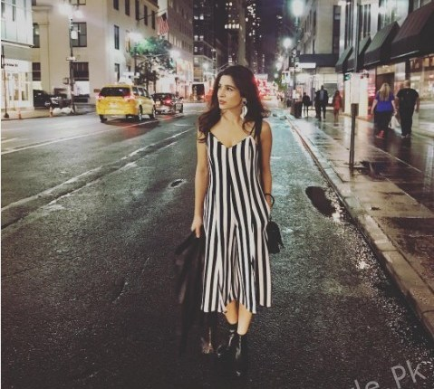 See Ayesha Omar hits New York for promotion of Yalghar