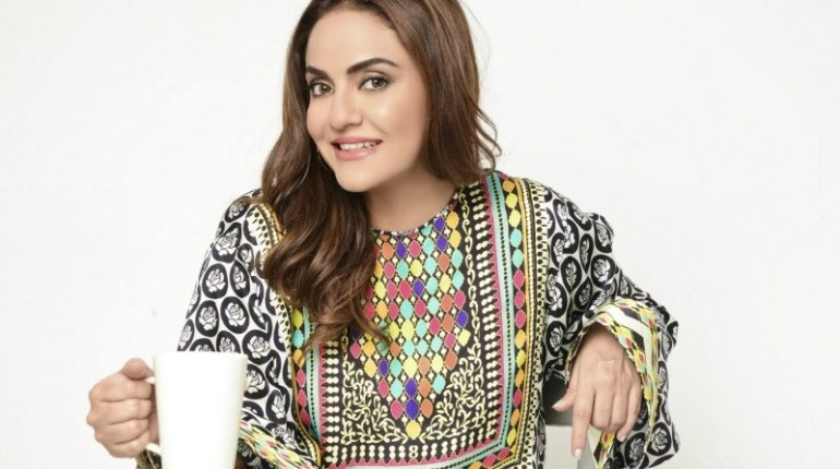 Nadia Khan's latest interview