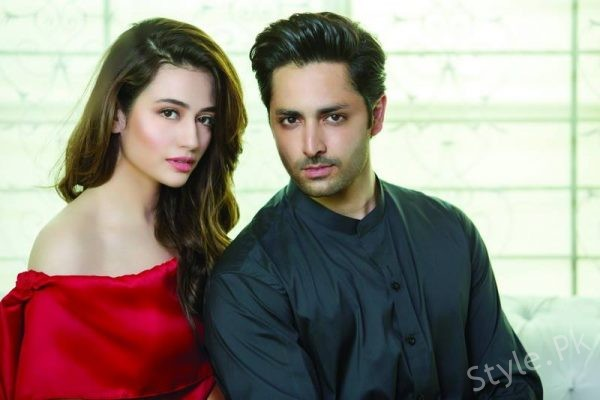 See Sana Javed and Danish Taimoor's Latest Photoshoot