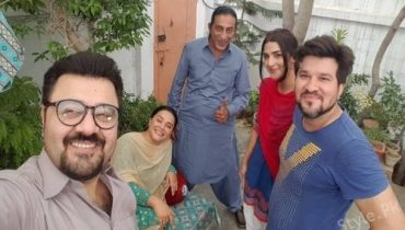 Ahmed Ali Butt New Comedy Telefilm Coming On Eid