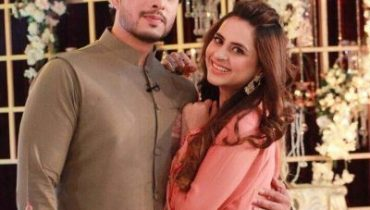 Kanwar Arsalan Latest Shot For Upcoming Eid Show With Fatima Kanwar