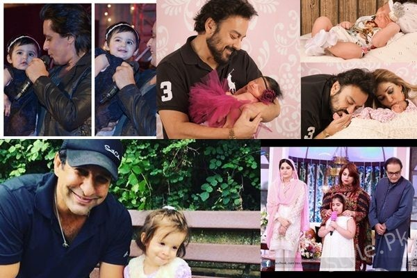 See Celebrities who have been blessed with kids after 40 years of age