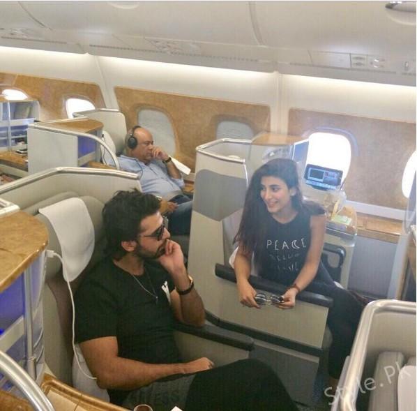 See Farhan Saeed and Urwa Hocane flew to Mauritius