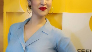 See Hareem Farooq is a new Judge of Veet Miss Pakistan