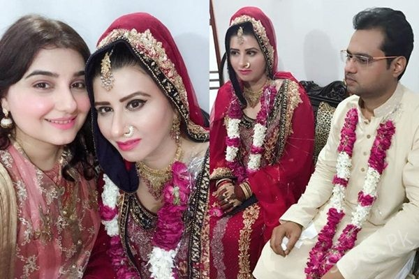 See Javeria Saud's Sister Got Married