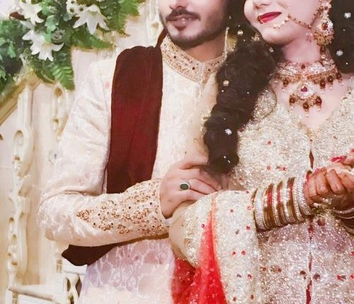 See Javeria Saud's brother Wedding Pictures