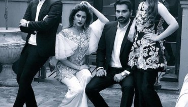 See Amazing Photoshoot of Punjab Nahi Jaungi's Cast for GT Magazine
