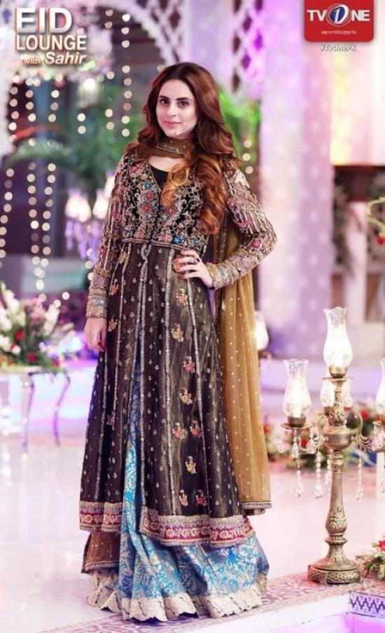 Kanwar Arsalan And Fatima Effendi At Sahir Lodhi Show