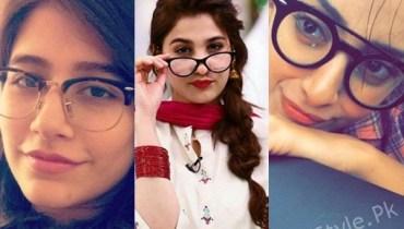 See Pakistani Actresses Rocking Glasses