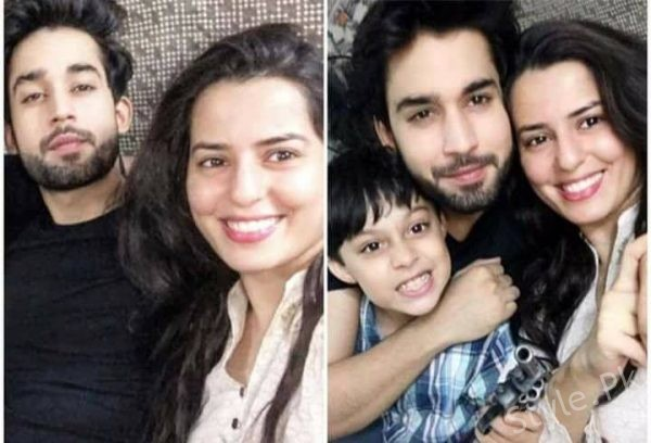 see Beautiful Pictures of Bilal Abbas Khan with his Family!