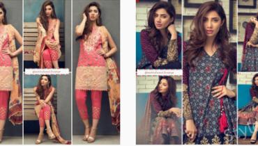see Mahira Khan Recent Photo-shoot for Alkaram Mid Summer Collection 2017!