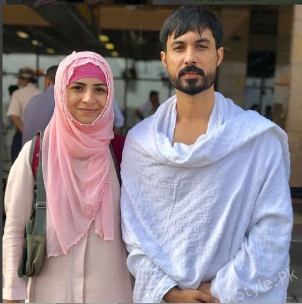 See Dua Malik and Suhail Haider will be Performing Hajj once again