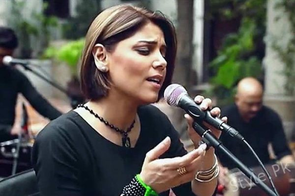 Happy Birthday Hadiqa Kiani