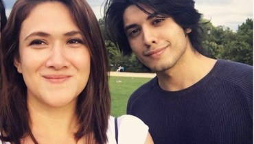 See Ali Zafar's Wife and Brother Danyal Zafar