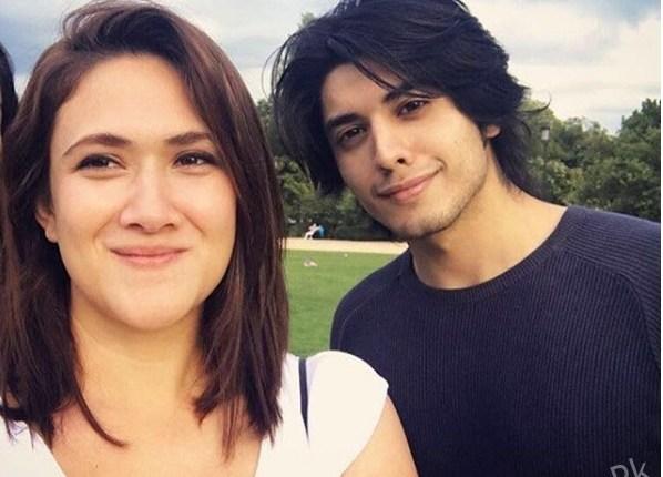 See Ali Zafar's Wife and Brother Danyal Zafar