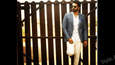 see Clicks of the Great Actor Ali Abbas from the Sets of his Upcoming Project Faisla!
