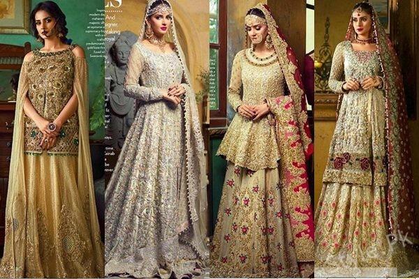 See Saba Qamar's Bridal Photoshoot for Vogue India is absolutely Amazing
