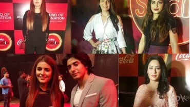 See Pictures of Celebrities at the Launch of Coke Studio 10Pictures of Celebrities at the Launch of Coke Studio 10