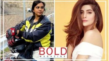 Shooting Starts For Sohai's The Motorcycle Girl, celebrities, paksitani celebrities, latest news, motorcycle girl, sohai ali abro