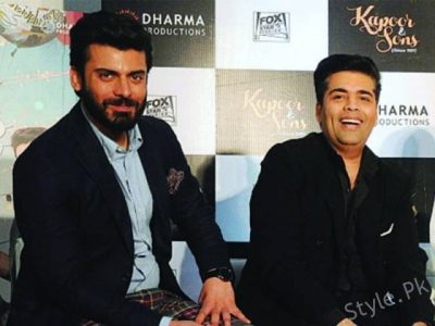 Karan Johar Celebrates A Year Of ADHM But Forget Fawad Khan