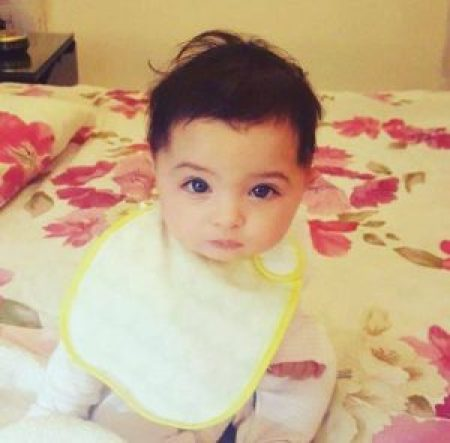 Beautiful Pictures Of First Grand Daughter Of Junaid Jamshed