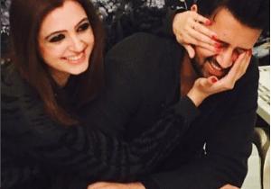 Times When Atif Aslam And Sara Bharwana Gave You Major Couple Goals