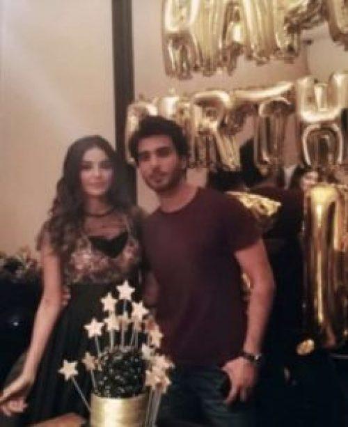 Sadia Khan's Birthday Bash