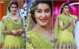 Beautiful Clicks Of Shiasta Lodhi From Geo Subah Pakistan