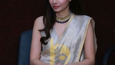 Mahira Khan At The Trailer Promotion Of Her Movie Verna