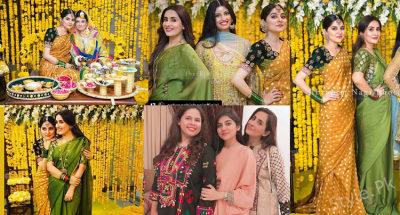 Pictures Of Sanam Baloch With Her Sisters At A Friend Wedding