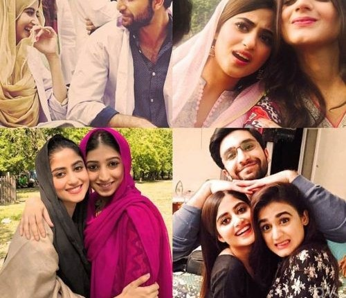 Beautiful Unseen Behind The Scene Pictures Of Drama Yaqeen Ka Safar, pakistani drama serial yaqeen ka safar, beautiful behind the scene of yaqeen ka safar