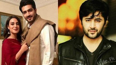 Iqra Aziz And Shehzad Sheikh Pair Up For A Play Written By Imran Ashraf