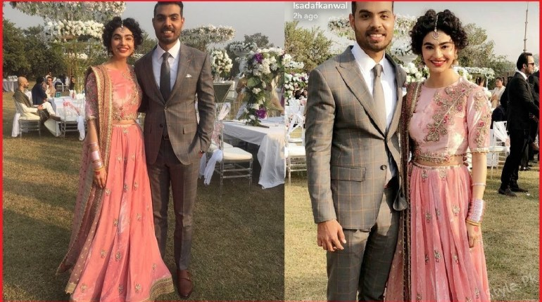 Saheefa Jabbar Is Auctioning Her Wedding Dress After Her Gorgeous Daytime Wedding