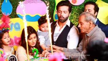 Fahad Mustafa Fahad Mustafa Celebrates His Kids' Birthday