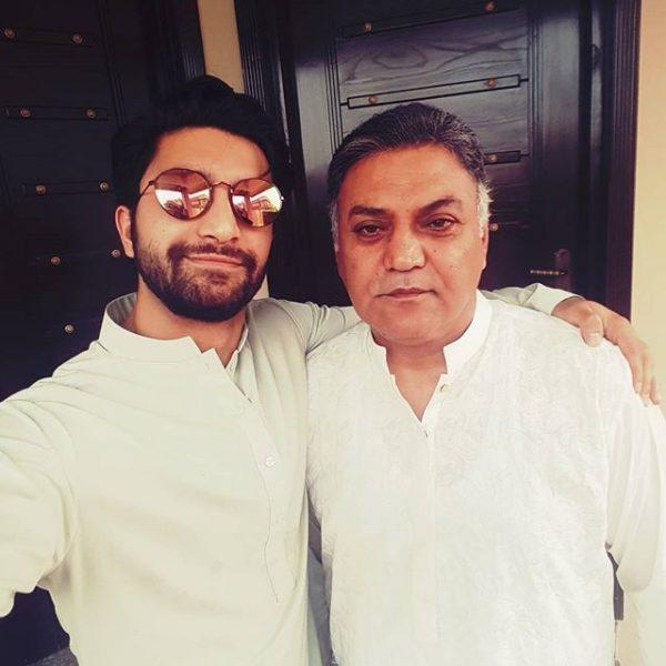 Ahad Raza Mir Gets Candid On BBC Urdu