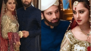 See Behind the Scene Pictures of Mikal Zulfiqar and Nimra Khan