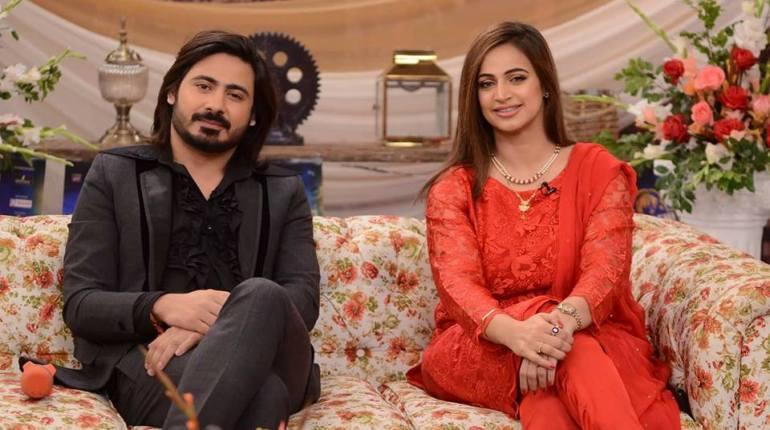 Noor Bukhari 5th Marriage Gets Social Media On Edge