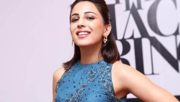 Bold Pictures Of Ushna Shah That Prove She's The Sexiest Of Them All