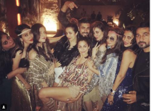 Bollywood Actress Amrita Arora Celebrates Her 40th Birthday