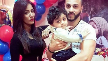 Mathira Khan Divorced With Husband Flint J