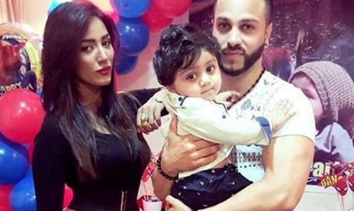 Mathira Khan Divorced With Husband Flint J