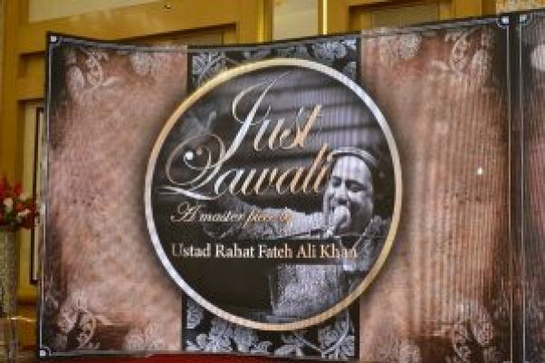 Rahat Fateh Ali Khan To Begin The Just Qawali World Tour 2018 In March