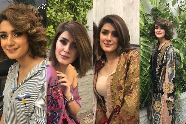 See Kubra Khan Looks Super Hot in New Haircut