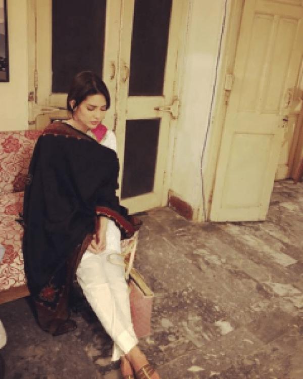 Madiha Imam And Mohib Mirza To Star In Next Serial 'Koi Hay'