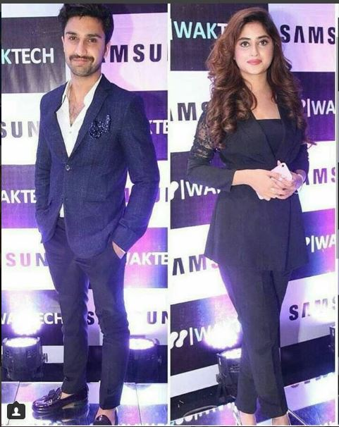 See Saja Ali and Ahad Raza Mir at Recent Event in Lahore