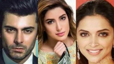 Fawad Khan, Mehwish Hayat, Deepika Padukone To Unite In Dubai For The Re-Launch Of Filmfare, Fawad Khan, Mehwish Hayat, Deepika Padukone
