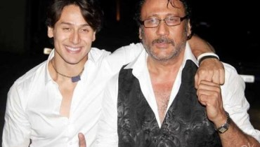 Success of Jackie Shroff's son Young actor Tiger Schroff