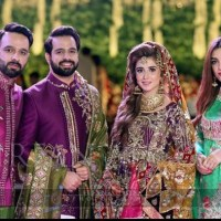 Gorgoeus Maya Ali At A Wedding Event In Lahore