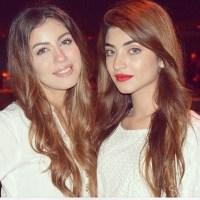 Kinza Hashmi & Sadia Faisal